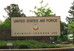 seymore_johnson_afb_gate_