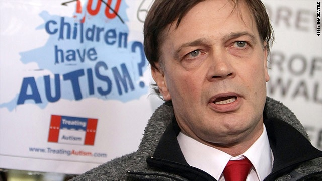 Andrew Wakefield MD